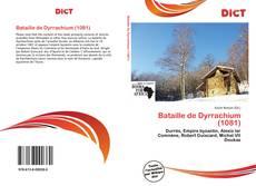 Borítókép a  Bataille de Dyrrachium (1081) - hoz