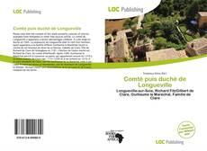 Capa do livro de Comté puis duché de Longueville