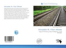 Bookcover of Alexander St. Clair-Abrams