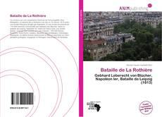 Portada del libro de Bataille de La Rothière