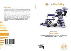 Anne Helm kitap kapağı