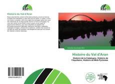 Portada del libro de Histoire du Val d'Aran