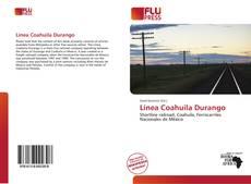 Обложка Línea Coahuila Durango