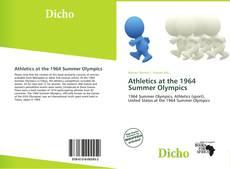 Buchcover von Athletics at the 1964 Summer Olympics