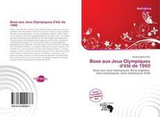 Buchcover von Boxe aux Jeux Olympiques d'été de 1960