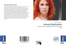Bookcover of Airway Obstruction