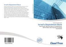 Capa do livro de Israel's Department Store