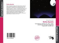 Bookcover of Delta Apodis
