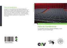 Couverture de Félix de Vandenesse