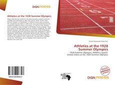 Buchcover von Athletics at the 1928 Summer Olympics