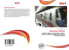 Bookcover of Hamelin station