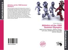 Capa do livro de Athletics at the 1988 Summer Olympics