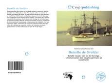 Buchcover von Bataille de Svolder