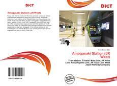 Buchcover von Amagasaki Station (JR West)