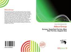 Bookcover of Attica Group