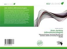 Buchcover von Jean Jenkins (ethnomusicologist)
