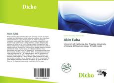 Couverture de Akin Euba