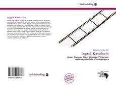 Portada del libro de Ingrid Kavelaars