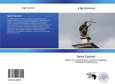 Bookcover of Saint Casimir