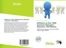 Athletics at the 1988 Summer Olympics – Women's 100 Metres的封面