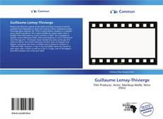 Bookcover of Guillaume Lemay-Thivierge