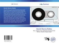 Portada del libro de Daniel Alomía Robles