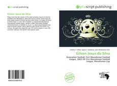 Bookcover of Gilson Jesus da Silva