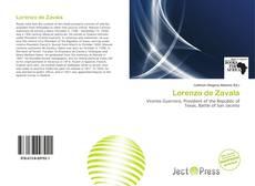 Lorenzo de Zavala kitap kapağı