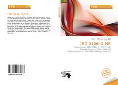 Bookcover of ISO 3166-2:MR