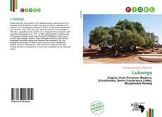 Bookcover of Lubango