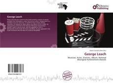 Capa do livro de George Leach