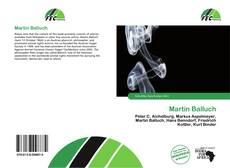 Capa do livro de Martin Balluch