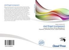 Joel Engel (composer) kitap kapağı