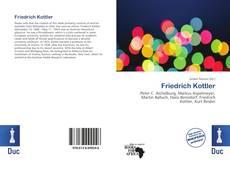 Bookcover of Friedrich Kottler