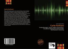 Buchcover von Carlo Forlivesi