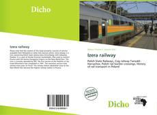 Bookcover of Izera railway