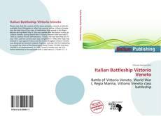 Italian Battleship Vittorio Veneto kitap kapağı