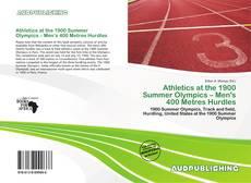 Athletics at the 1900 Summer Olympics – Men's 400 Metres Hurdles kitap kapağı