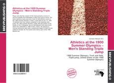 Athletics at the 1900 Summer Olympics – Men's Standing Triple Jump kitap kapağı