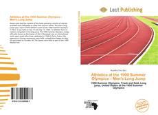 Athletics at the 1900 Summer Olympics – Men's Long Jump kitap kapağı