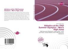 Athletics at the 1900 Summer Olympics – Men's High Jump kitap kapağı