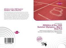 Athletics at the 1900 Summer Olympics – Men's Shot Put kitap kapağı