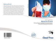 Couverture de Adverse Event