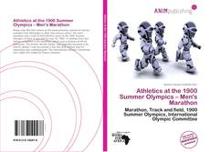 Athletics at the 1900 Summer Olympics – Men's Marathon kitap kapağı