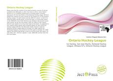 Buchcover von Ontario Hockey League