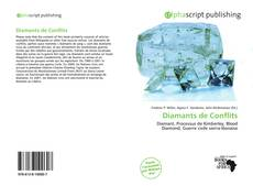 Bookcover of Diamants de Conflits
