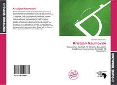 Portada del libro de Kristijan Naumovski
