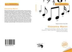 Giovanna Marini的封面
