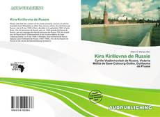 Bookcover of Kira Kirillovna de Russie