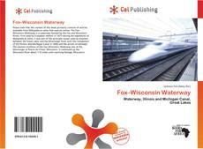 Bookcover of Fox–Wisconsin Waterway